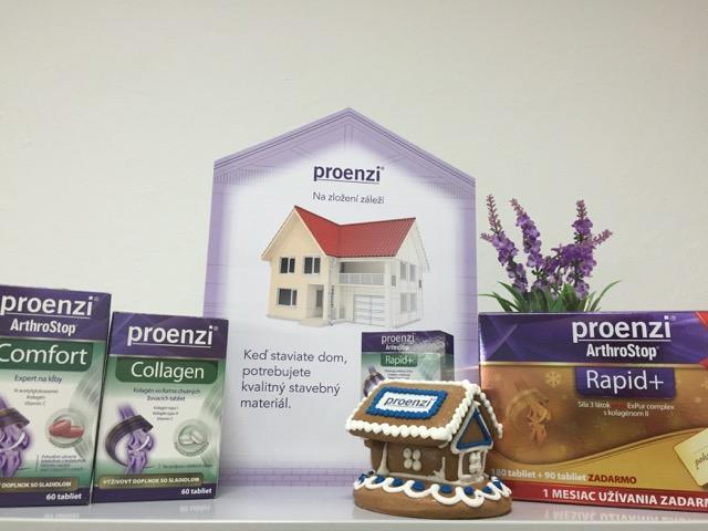 Využite páve prebiehajúcu akciu na Proenzi ArthroStop Rapid+