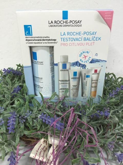 Testovací balíček pre citlivú pleť od LA ROCHE-POSAY