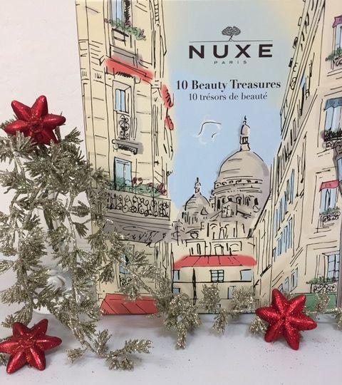 NUXE vianočný darčekový set krásy 40€