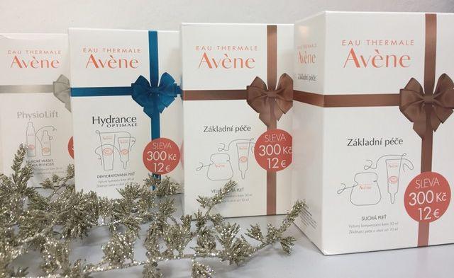 Avéne vianočné balíčky mínus 7%