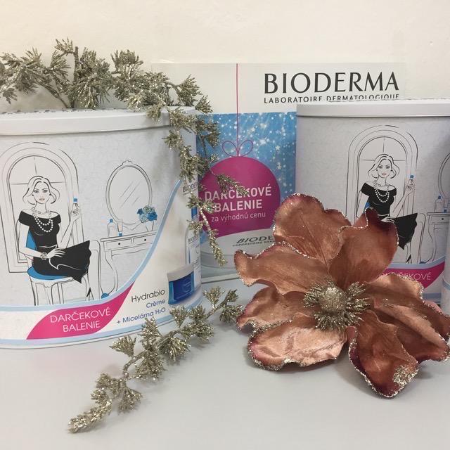 BIODERMA hydrabio vianočné balíčky mínus 7%