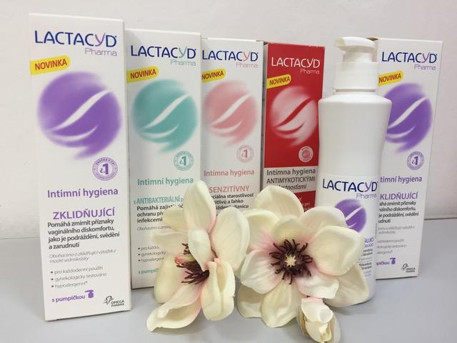 Prečo Lactacyd?