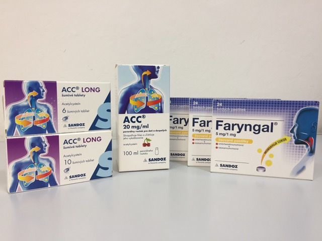 ACC LONG + Faryngal ZDARMA