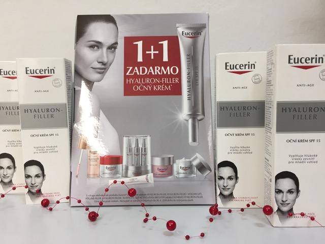 Eucerin 1+1 ZADARMO