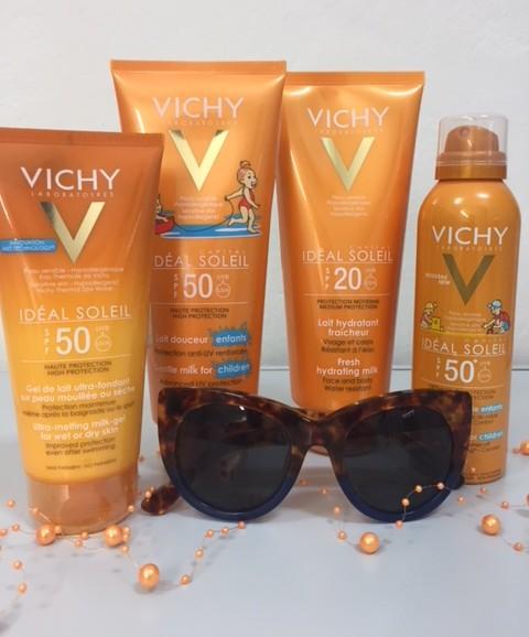 VICHY ochrana pred slnkom mínus 6 €