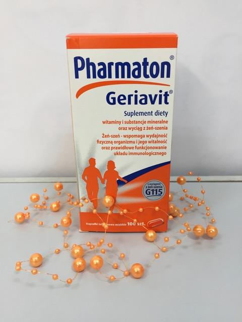 Pharmaton Geriavit opäť v ponuke