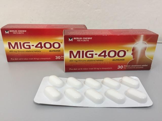 MIG 400 2,60 €