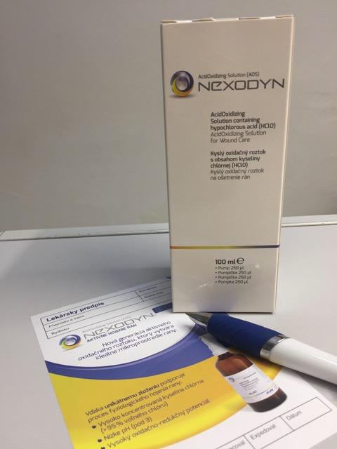 NEXODYN kyslý oxidačný roztok