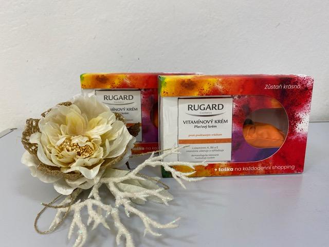 RUGARD vitamínový krém 5,95 €