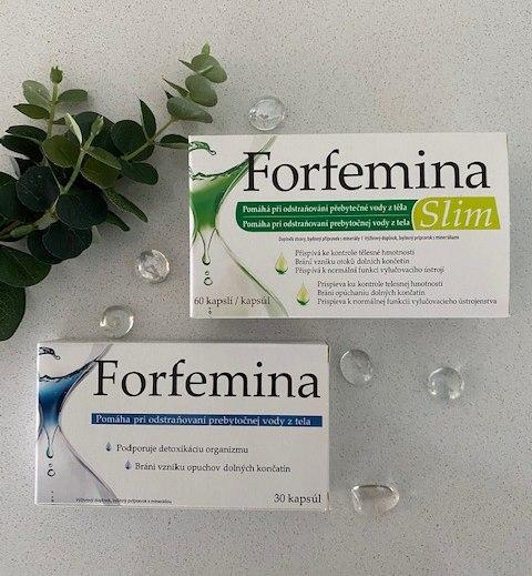 Forfemina Slim akciová cena 8,65 €