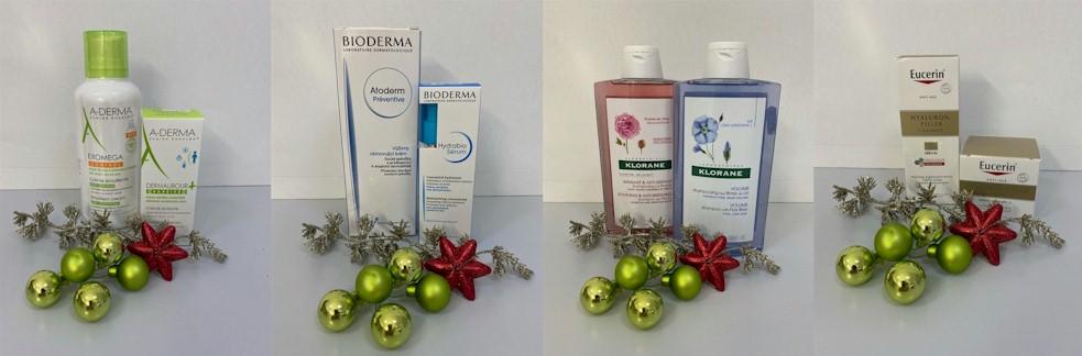 Vianočná ponuka na kozmetiku