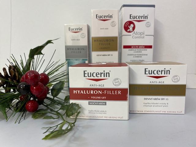 Eucerin zľava 5 €